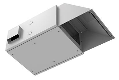 Пример козырька для проекции на асфальт