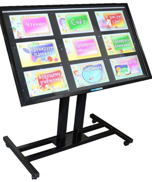 Интерактивная панель в сборе