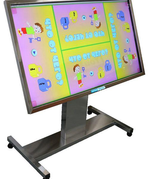 Интерактивная игровая панель 55 дюймов