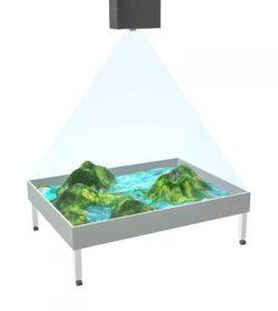 Интерактивная песочница фото товара